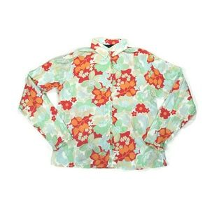 💎3 for 20💎Boden womens floral button up